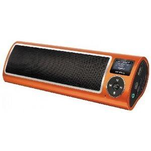 Радиоприемник Supra PAS-6255 orange