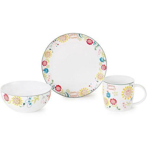 Набор детской посуды Интерхолдинг-СПМ ПКГ106126 (3 предмета)