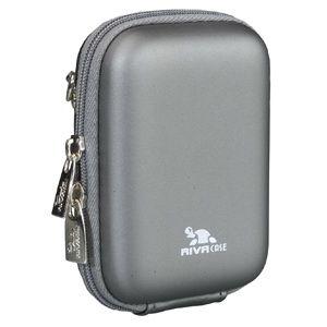 Сумка для фотоаппарата Riva 7023 (PU) grey