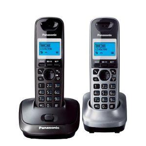 Телефон беспроводной DECT Panasonic KX-TG2512RU2