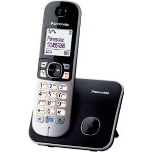 Телефон беспроводной DECT Panasonic KX-TG6811RUB