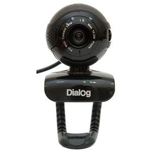 Веб-камера Dialog WC-05U grey