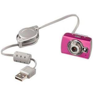 Веб-камера HAMA CM-330 MF Розовый