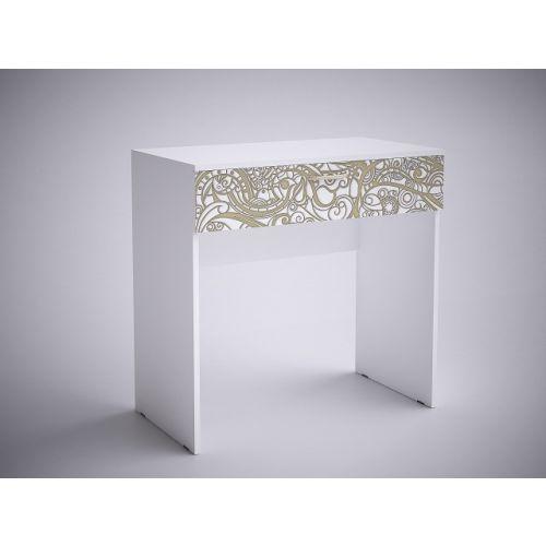 Стол туалетный Leko СТ1 Селена EVO белый
