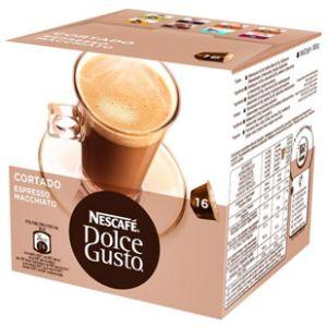 Кофе в капсулах Nescafe Dolce Gusto Кортадо (Эспрессо с молоком)