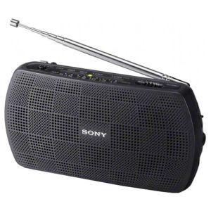 Радиоприемник с часами Sony SRF-18