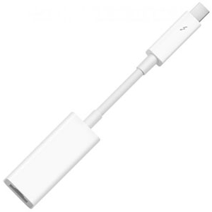 Адаптер Apple Thunderbolt — Gigabit Ethernet