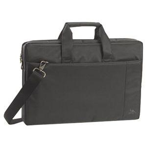 """Сумка для ноутбука Riva case 8231 15-16"""" grey"""