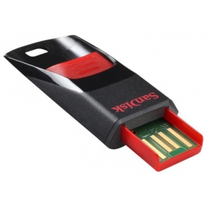 ������ SanDisk CZ51 Cruzer Edge 16 �� Black/red (SDCZ51-016G-B35)