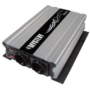 Преобразователь напряжения (инвертор) Mystery MAC-1000 12-220В 1000 Вт
