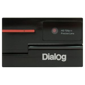���-������ Dialog WC-51 black-red