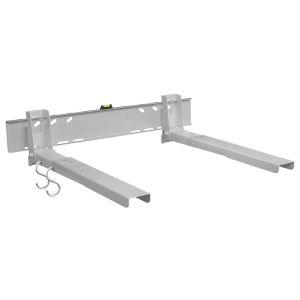 Кронштейн для микроволновой печи Holder MWS-U006 серый