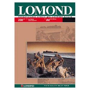 Фотобумага Lomond A4 230г/м2 матовая