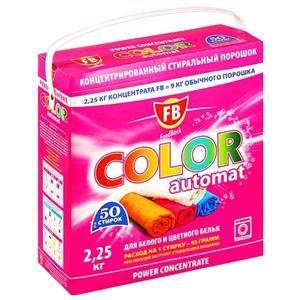 Стиральный порошок Feed Back Color 50 стирок 2.25 кг