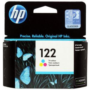 Картридж для струйного принтера HP DeskJet 1510 / 2050 / D1000 / D3000 № 122 CH562HE tri-color