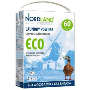 Стиральный порошок Top House NORDLAND ECO 4,5 кг