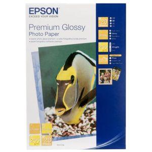 Фотобумага Epson 10x15 Premium Glossy Photo 20 л.