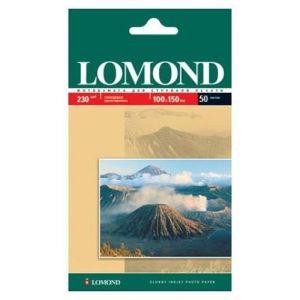 Фотобумага Lomond 10x15 230г/м,50л., глянцевая