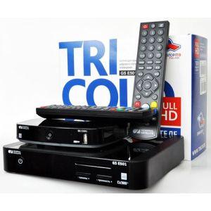 Спутниковый комплект Триколор Центр Full HD 501\591