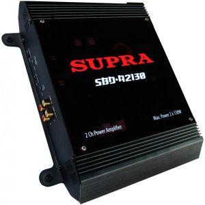 Автомобильный усилитель Supra SBD-A2130