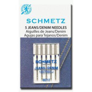 Иглы для швейных машин Schmetz 130/705H-J