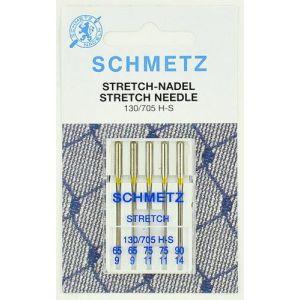 Иглы для швейных машин Schmetz 130/705H-S65