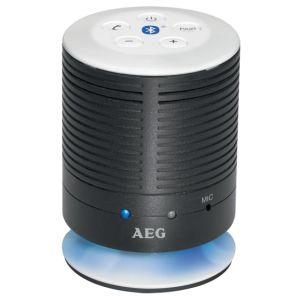 Портативная колонка AEG BSS 4809 white