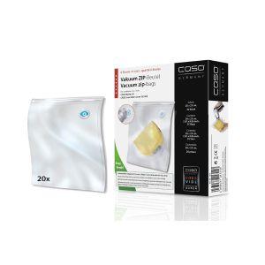 Пакеты для вакуумного упаковщика CASO VC 20*23