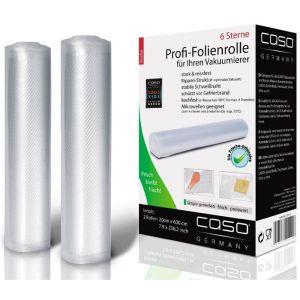 Пакеты для вакуумного упаковщика CASO VC 20*600