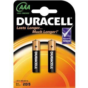 Батарейка Duracell AAA MN2400B2