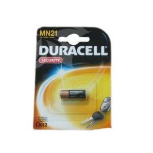 ��������� Duracell Alkal MN21 B1