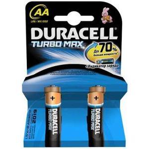 Батарейка Duracell AA TurboMax