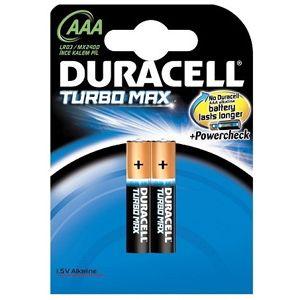 Батарейка Duracell K2 TurboMax AAA