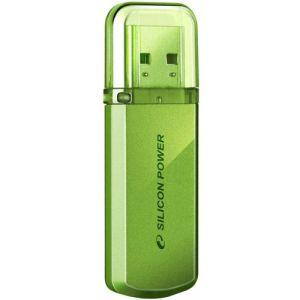 ������ Silicon power Helios 101 32Gb green (SP032GBUF2101V1N)