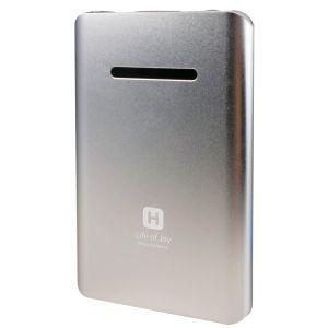 Портативный внешний аккумулятор Harper PB-6000 silver/black