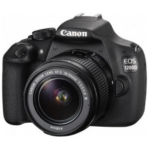 ���������� ����������� Canon EOS 1200D Kit EF-S 18-55mm DC III