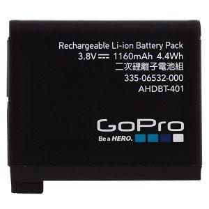 Аккумулятор GoPro AHDBT-401