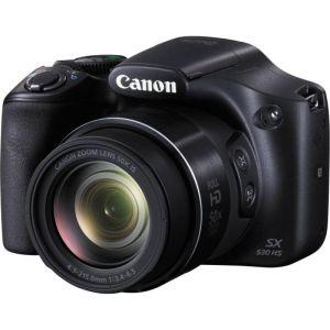 Цифровой фотоаппарат Canon PowerShot SX530 HS black