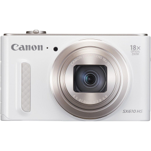 �������� ����������� Canon PowerShot SX610 HS white
