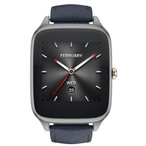 ����� ���� Asus ZenWatch 2 WI501Q blue