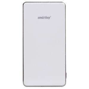 Портативный внешний аккумулятор SmartBuy X-6000 white