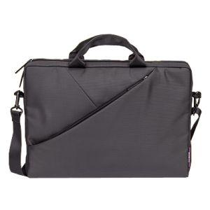 """Сумка для ноутбука Riva case 8730 15-16"""" grey"""