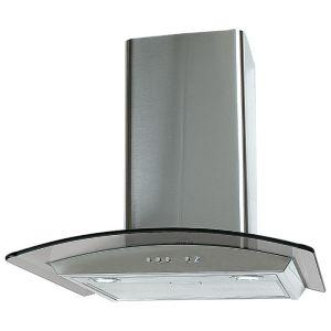 Вытяжка ELIKOR Аметист 50Н-430-К3Г нержавеющая сталь/тонированное стекло
