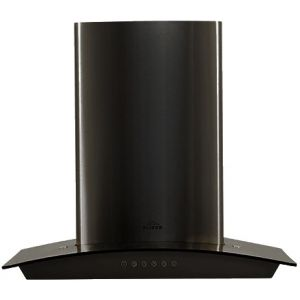 Вытяжка ELIKOR Аметист S4 60П-700-Э4Г чёрный/тонированное стекло