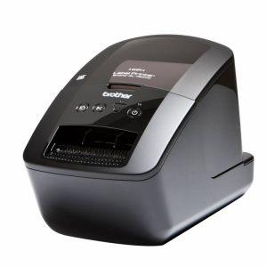 Принтер Brother P-touch QL-720NW чёрный