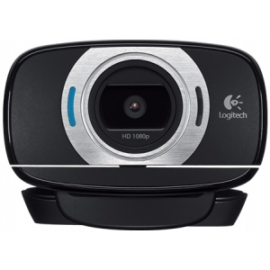 Веб-камера Logitech HD C615 чёрный