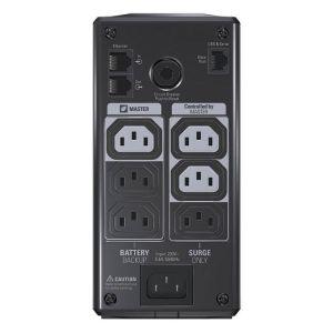 ИБП APC Back-UPS Pro BR550GI чёрный