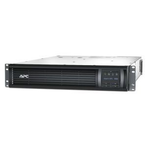 ИБП APC Smart-UPS SMT3000RMI2U чёрный