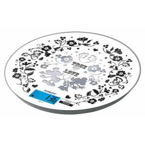 Кухонные весы Scarlett SC-KSD57P03 белый