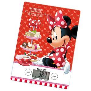 Кухонные весы Scarlett SC-KSD57P99 красный